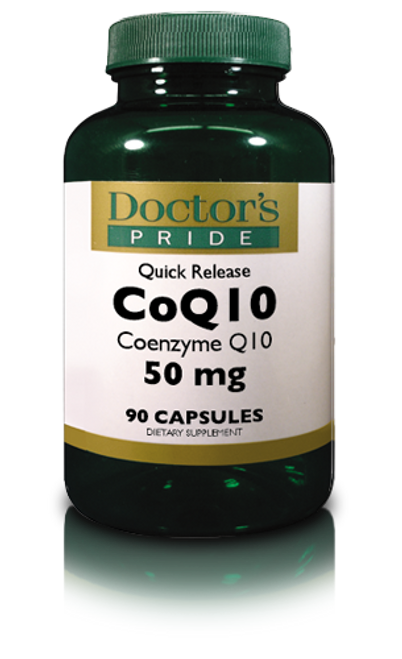 Coenzyme Q10 50 MG - 90 Capsules (AB5120D)