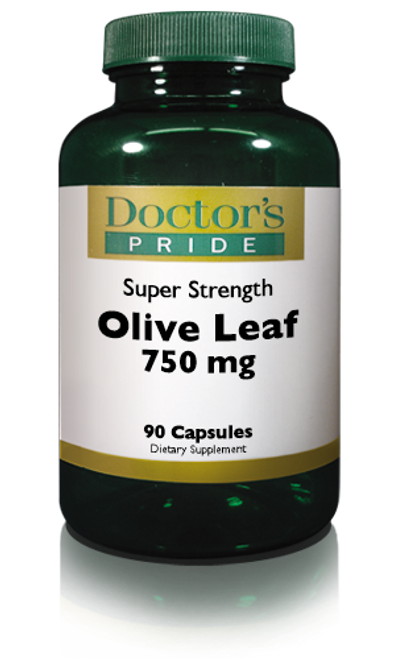 OLIVE LEAF EXTRACT 750 MG. (AB6470D)