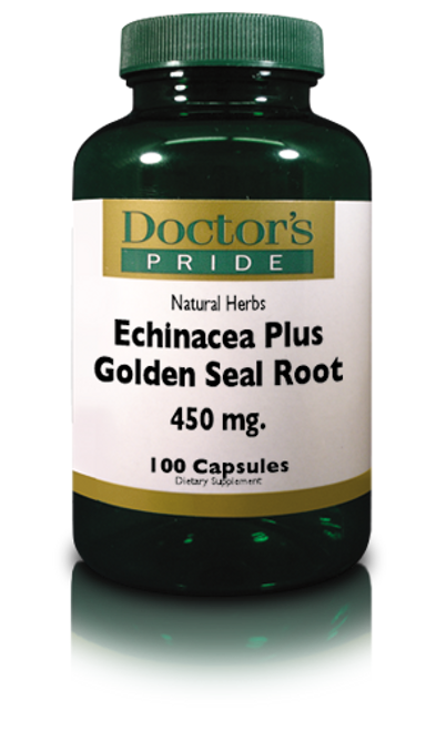 Echinacea Plus Goldenseal Root (9840D)