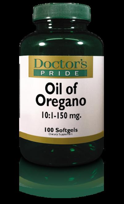 Oil of Oregano Softgels (A9020D)
