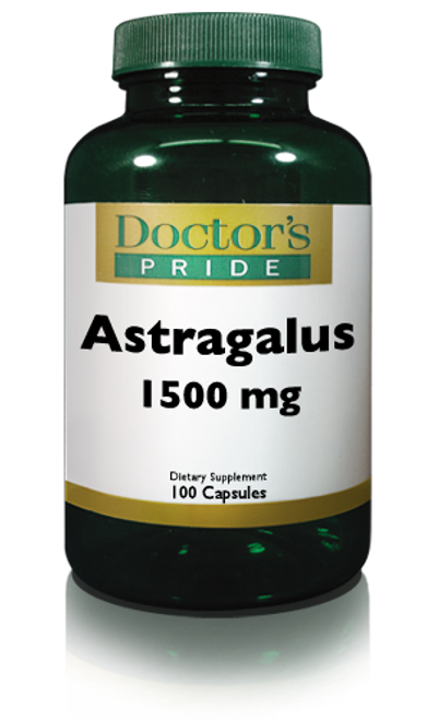 ASTRAGALUS ROOT 1500 MG. (AB6390D)