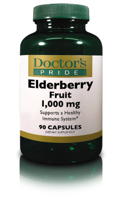 Elderberry 1000 MG (AB6410D)