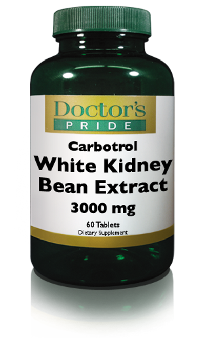 Carbotrol with White Kidney Bean (A8700D)