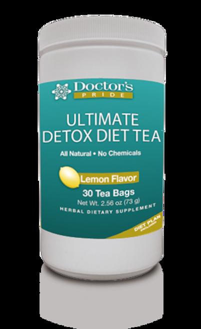 Ultimate Detox Diet Tea - Lemon (6251D)