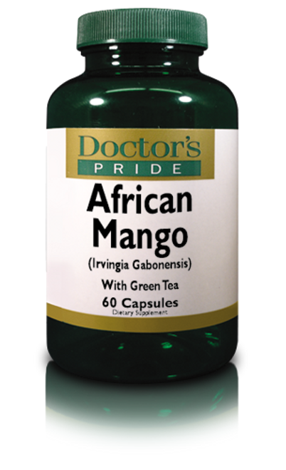 AFRICAN MANGO WITH GREEN TEA. (AB2110D)