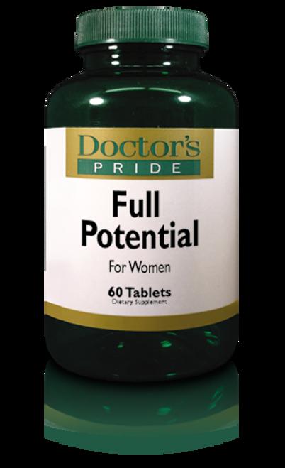FULL POTENTIAL FOR WOMEN. (9950D)