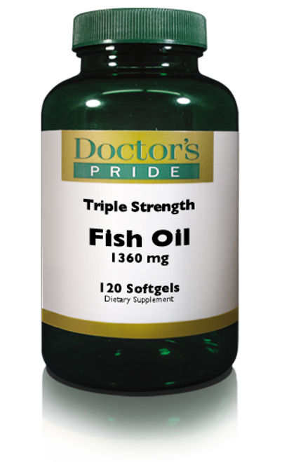FISH OIL TRIPLE POTENCY 1360 Mg. (AB5192D)