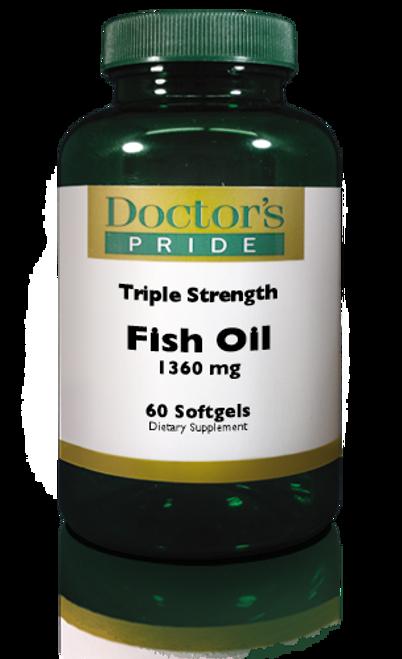 FISH OIL TRIPLE POTENCY 1360 Mg. (AB5190D)