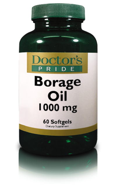Borage Oil 1000 MG (AB7010D)