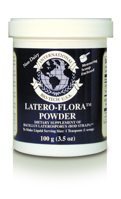 LATERO FLORA 100G POWDER. (BN-0132)