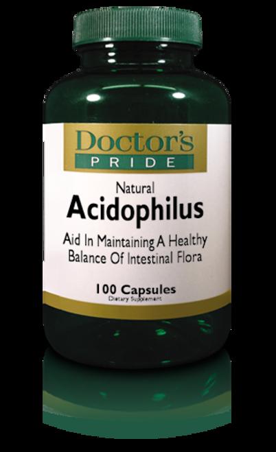 Acidophilus Capsules - 100 Capsules (2610D)