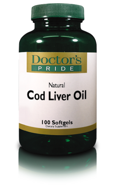Cod Liver Oil Softgel (1150D)