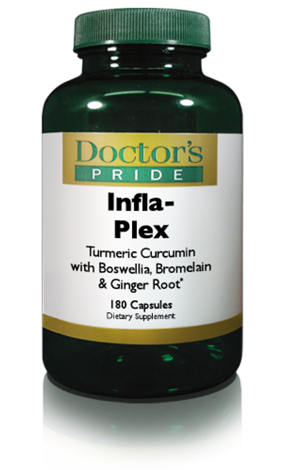 INFLA-PLEX - 180 Capsules. (A8003D)