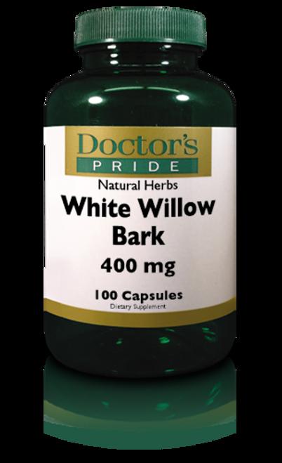 WHITE WILLOW BARK 400 MG. (AB6370D)
