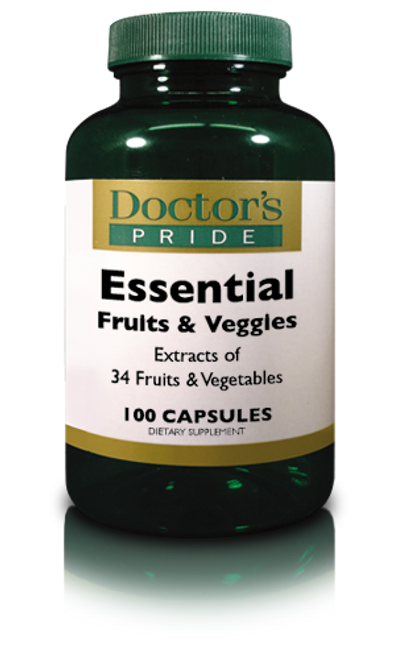 Essential Fruits & Veggies Capsules (AB7380D)