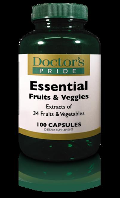 Essential Fruits & Veggies Capsules (AB7380D)