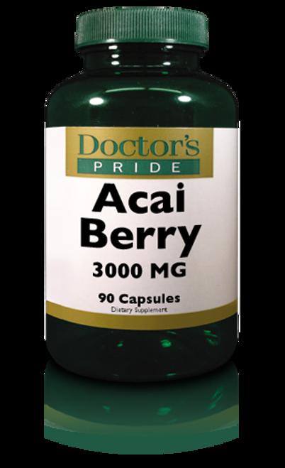 ACAI BERRY 3000 Mg. (AB7650D)