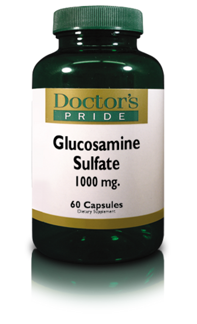 Glucosamine Sulfate 1000 MG - 60 Capsules (9991D)