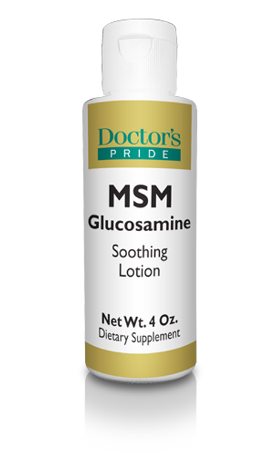 Glucosamine Plus MSM Lotion (AB8100D)