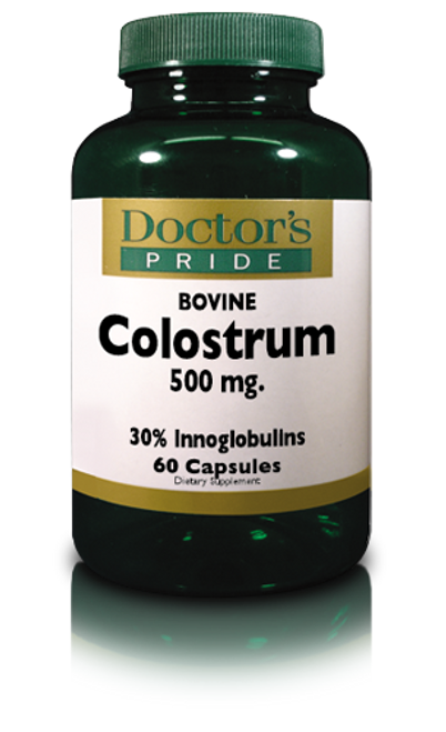 Colostrum 500 MG - 60 Capsules (A8481D)
