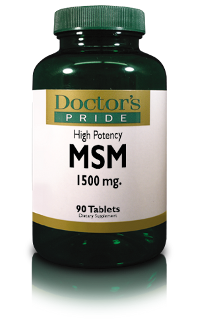 MSM 1500 MG. (A8450D)