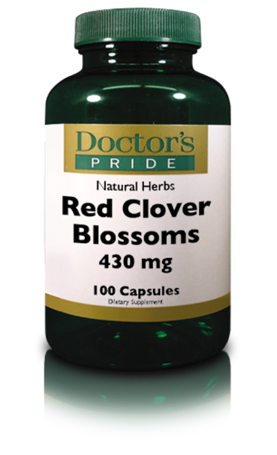Red Clover Blossoms 430 MG (NC2023)