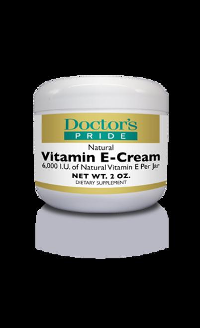 Natural Vitamin E-Cream (0610D)