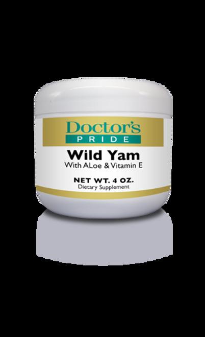 Wild Yam Cream (AB6110D)