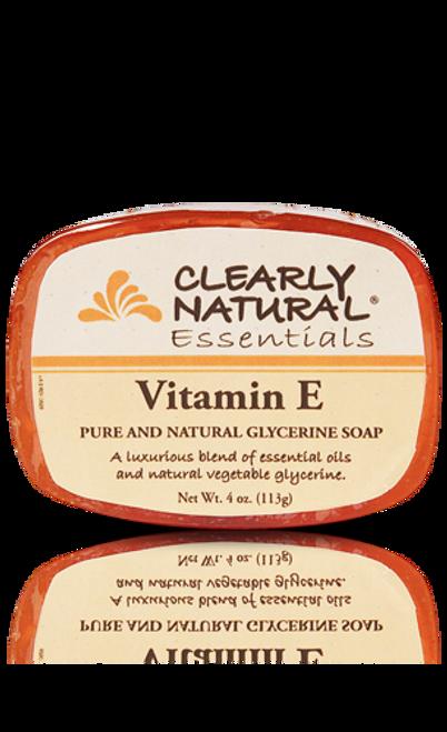 Vitamin E Glycerine Soap - 6 Bars (CN-11-06 )
