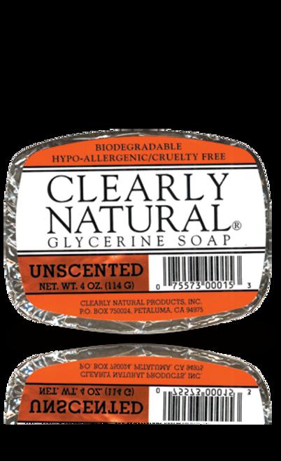 Unscented Glycerine Soap (CN-28-06 )