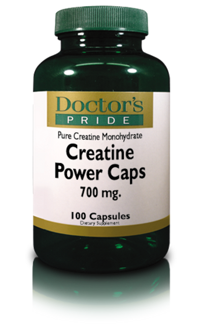 Creatine Capsules 700 Mg (A8680D)