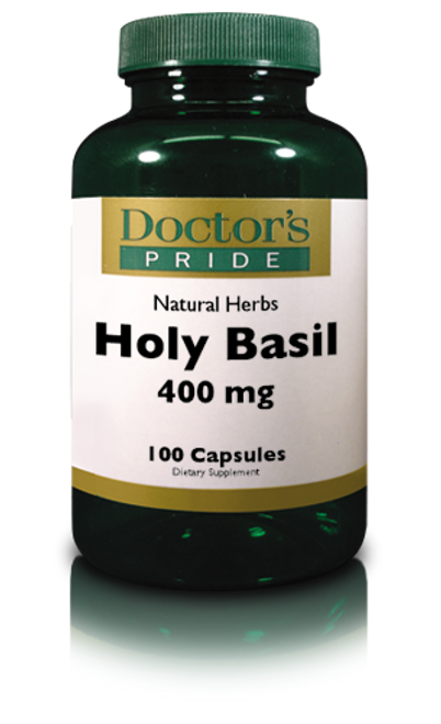 HOLY BASIL 400 MG. (AB6430D)