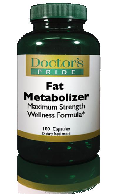 FAT METABOLIZER FORMULA. (9471D)