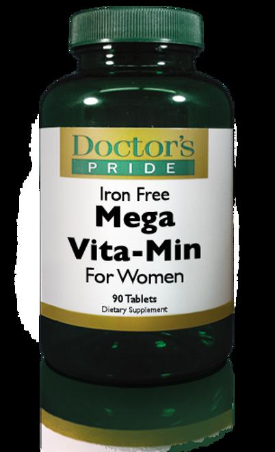 Mega Vita-Min for Women (AB0881D)