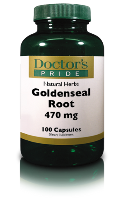 GOLDEN SEAL ROOT 470 MG. (NC2017)