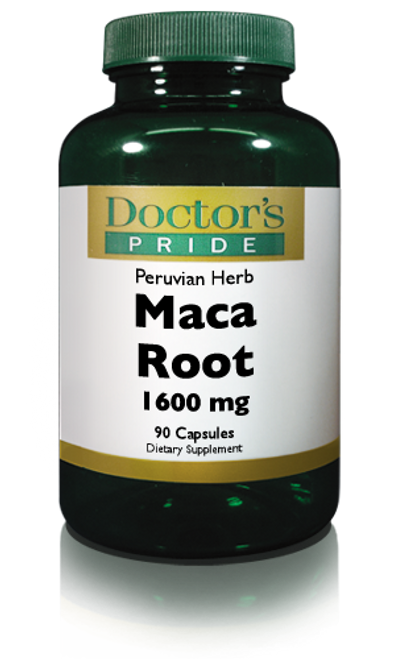 MACA EXTRACT 1600 MG. (AB6260D)