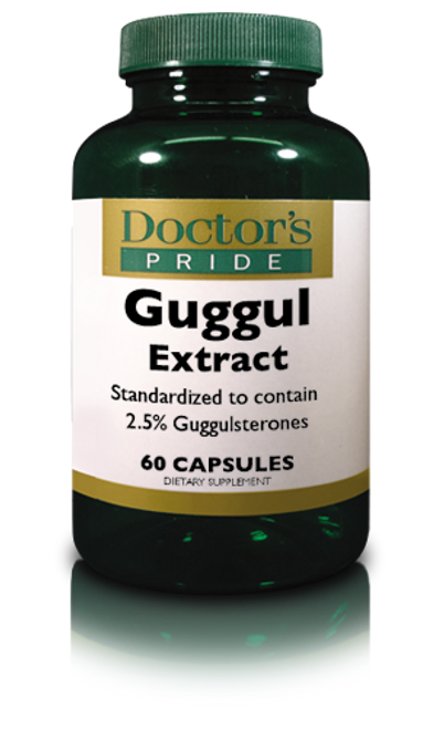 GUGGUL EXTRACT 750 MG. (AB7370D)