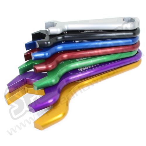 Aluminium Wrench Set -4 to -20