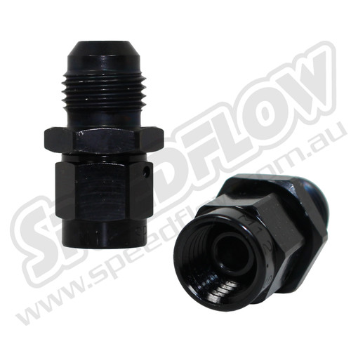 Metric Female Swivel to -6 Male From: