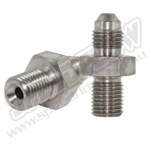 Male Washer Seal Adapter - Metric From:
