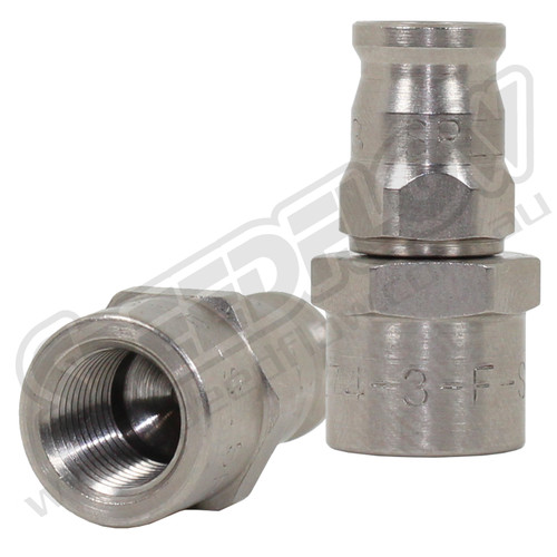 200 Series Hose End to Female NPT