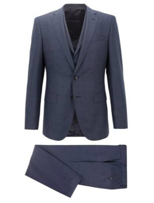BOSS HUGE GENIUS SUIT 3 PIECE