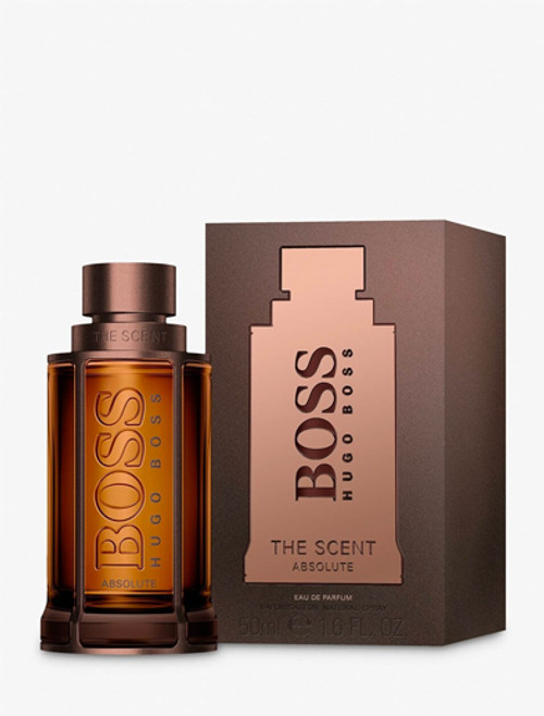 BOSS THE SCENT ABSOLUTE 50ml EDP - 17617