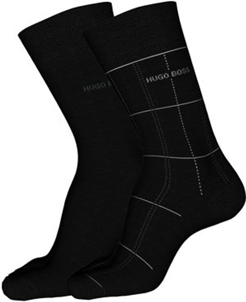 BOSS 2 PACK SOCKS  - 50425475