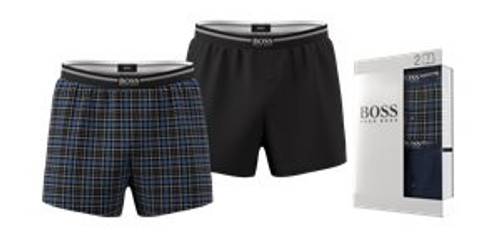 BOSS 2 PACK BOXER SHORTS 50436980
