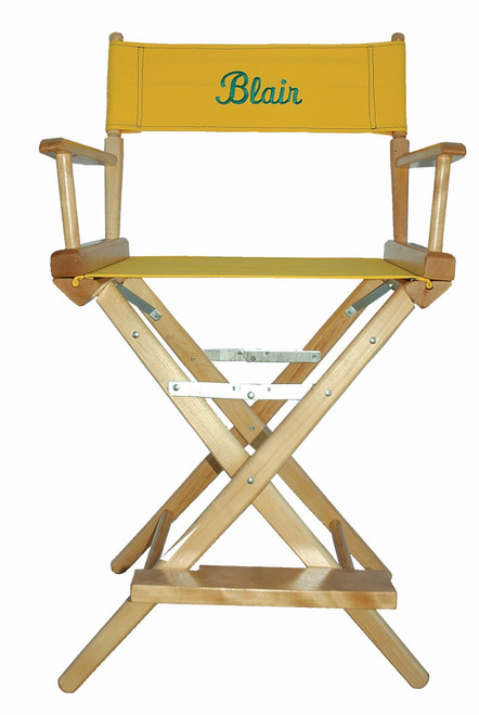 DIRECTORS CHAIR - COUNTER HEIGHT