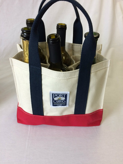 BOTTOMS UP TOTE