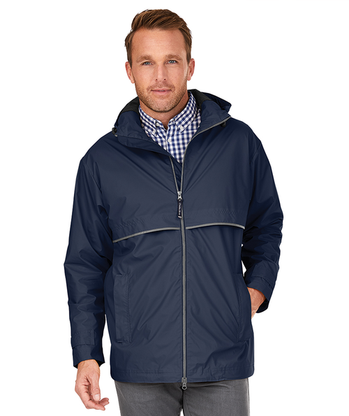 Men's New Englander Rain Jacket