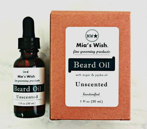 Beard Oil - Unscented