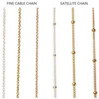 Cable and satellite chain options.